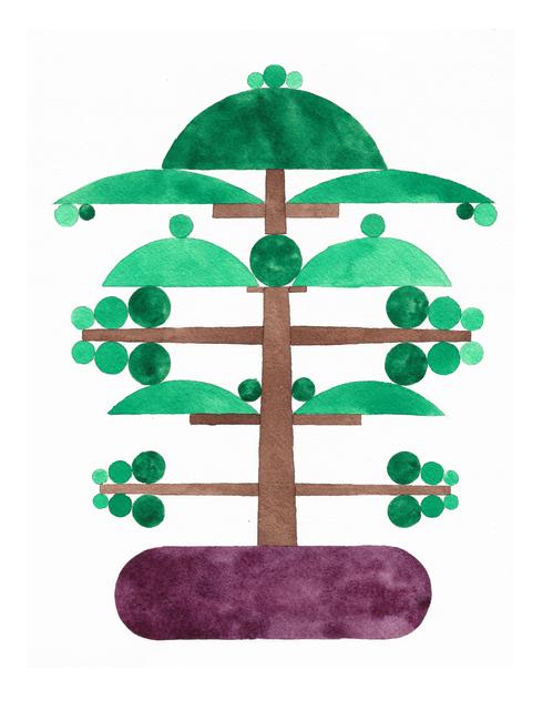 , 'Bonsai (Temple Pine),' 2019, Shulamit Nazarian