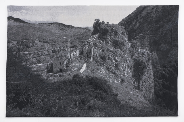, 'A Midavel Abandoned Village in Cilento (Italy) ,' 2017, Galerie Fontana