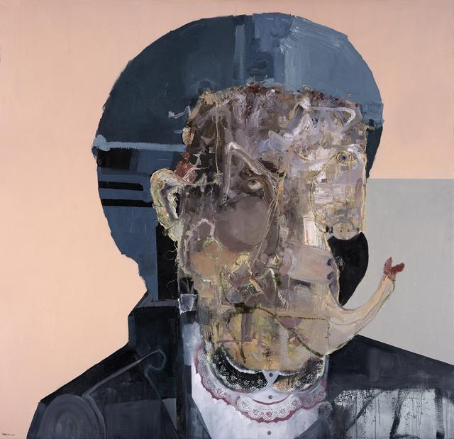 Bastiaan van Stenis, 'The woman who nose', 2018, Dyman Gallery