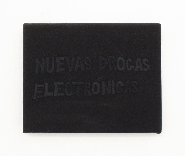 , 'Nuevas drogas electrónicas,' 2017, MARSO