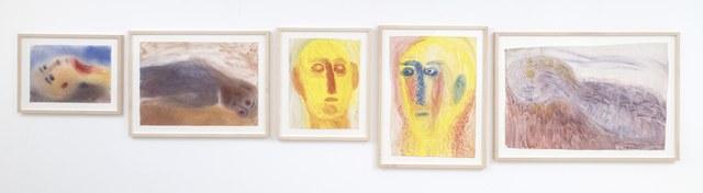 Miriam Cahn, 'o.T.', 1994, Galerie Jocelyn Wolff