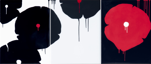", '""Five Flowers"",' 2019, Julie Zener Gallery"