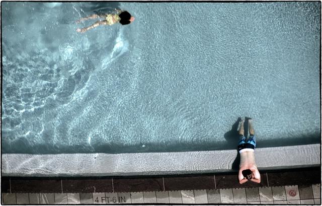 , 'Morning Swim,' , Merritt Gallery