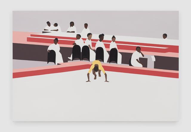 Thenjiwe Niki Nkosi, 'Execution', 2019, Painting, Oil on canvas, Stevenson