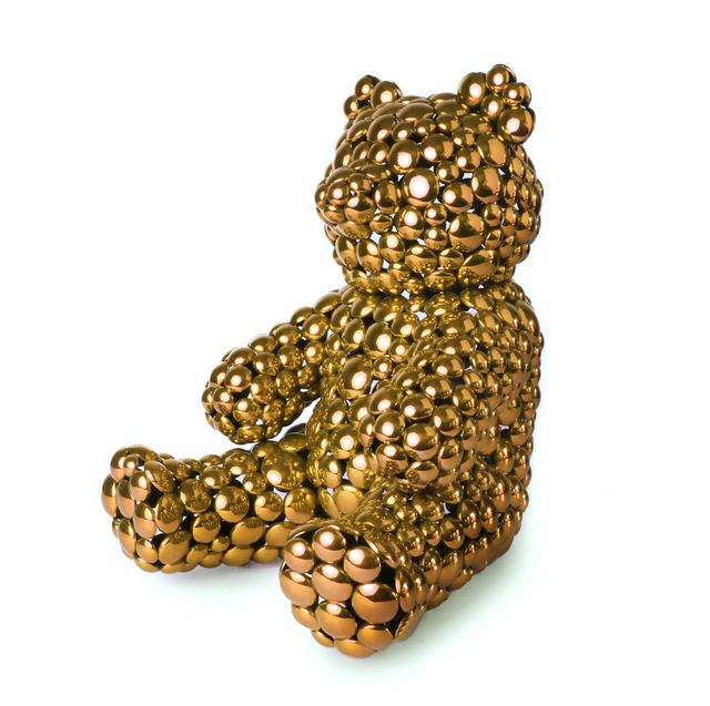 , 'Gold Teddy Bear,' 2015, The Public House of Art