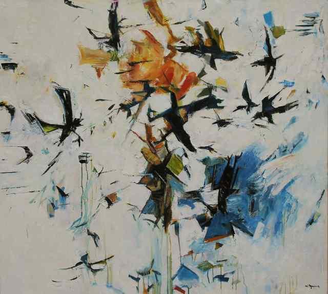 , 'Birds,' 2015, Vanda Art Gallery
