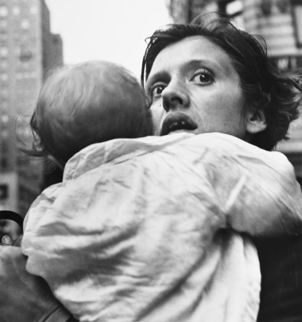 , 'Mother and Child, Herald Square, New York,' 1965, Galerie Mandarine