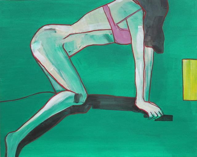 , 'Girl in the pink bra,' 2016, Opulent Living Gallery