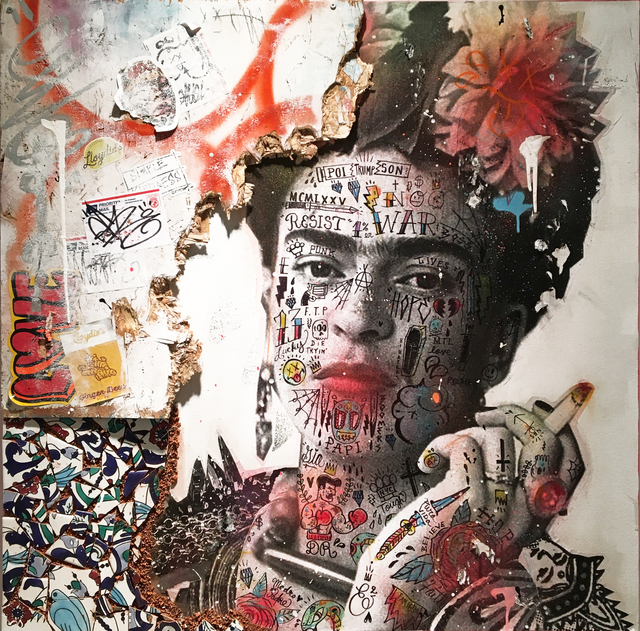 , 'Legend of Kahlo (Frida Kahlo),' 2018, NextStreet Gallery