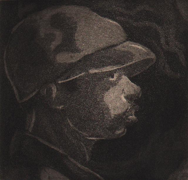 Dox Thrash, 'Yacom', 1937, Dolan/Maxwell