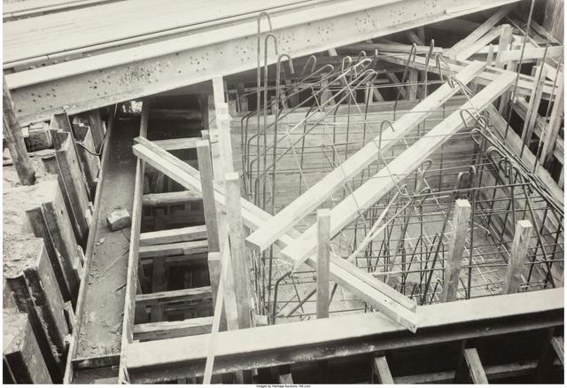 Albert Renger-Patzsch, 'Group of Eight Industrial Photographs', Heritage Auctions