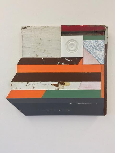 , 'A Sea Boneyard II,' 2018, The Schoolhouse Gallery