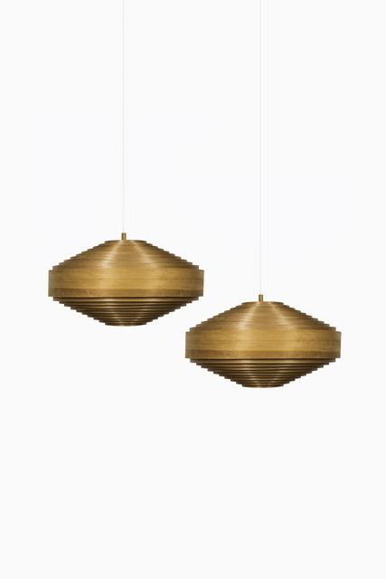 , 'Hans-Agne Jakobsson ceiling lamps model T-547,' ca. 1950, Studio Schalling
