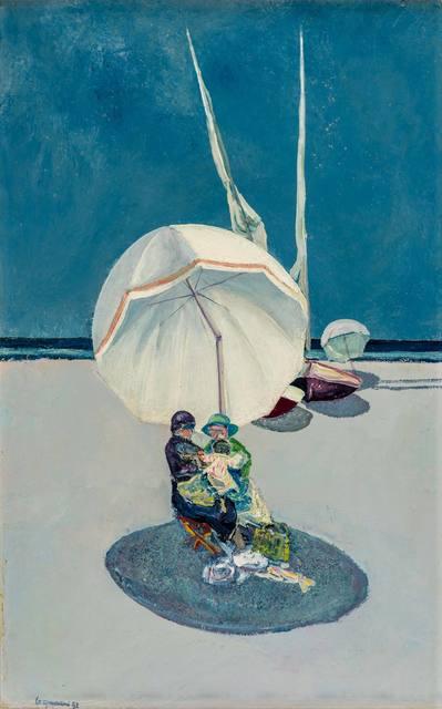 Renzo Vespignani, 'Marina', 1952, ArtRite