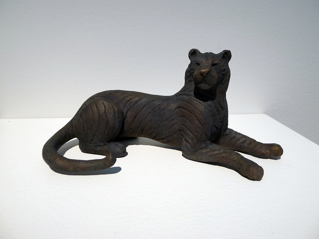 , 'Tiger 5 maquette Head Turning 1/9,' , Gail Severn Gallery