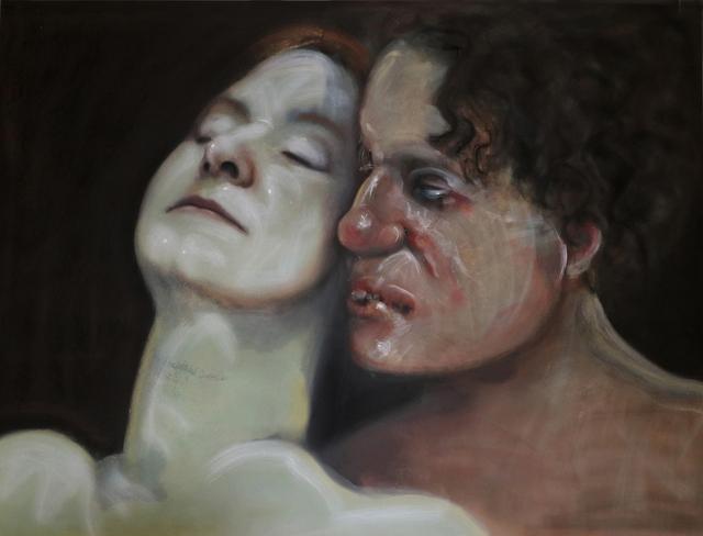, 'Lovers Series No. 44,' 2017-2018, Charles Nodrum Gallery