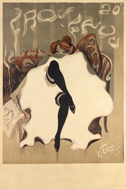 , 'Le Frou Frou Magazine,' 1900, Omnibus Gallery