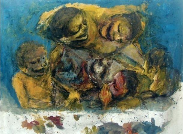 Jose Vivenes, 'Golpe a Golpe, Canto y Grito', 2011, Galería RGR