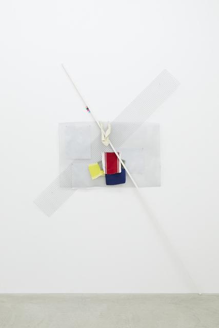 Richard Tuttle, '--that's the beautiful                                 thing', 2018, Tomio Koyama Gallery