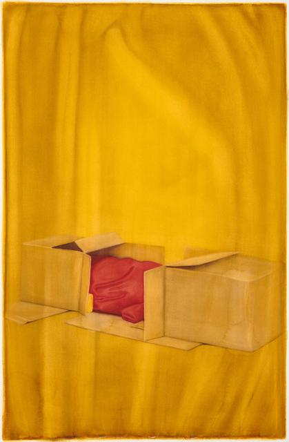 , 'Der öffentliche Schlaf ,' 2018 , Galerie Gisela Clement