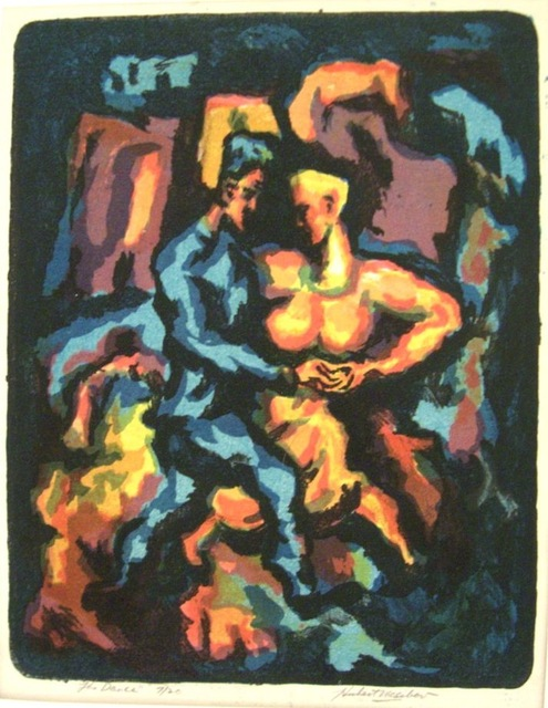 , 'The Dance,' 1937, Susan Teller Gallery