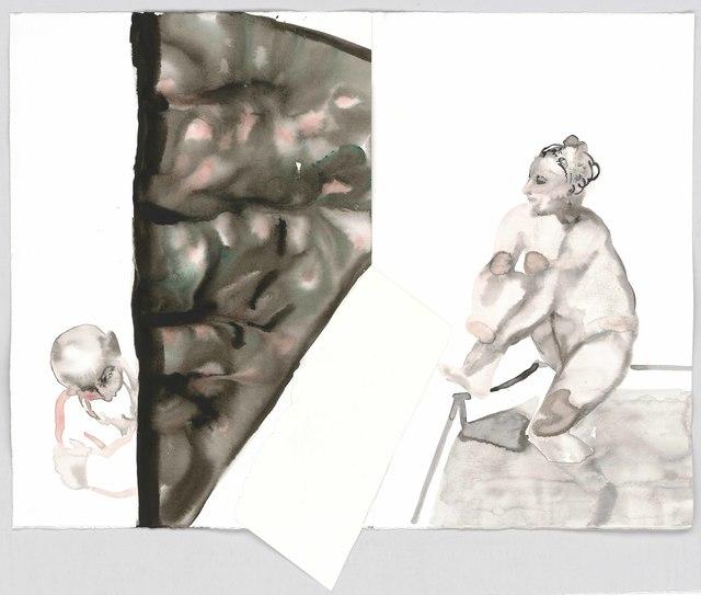 , 'Susannah and the Elders,' 2017, Aki Gallery