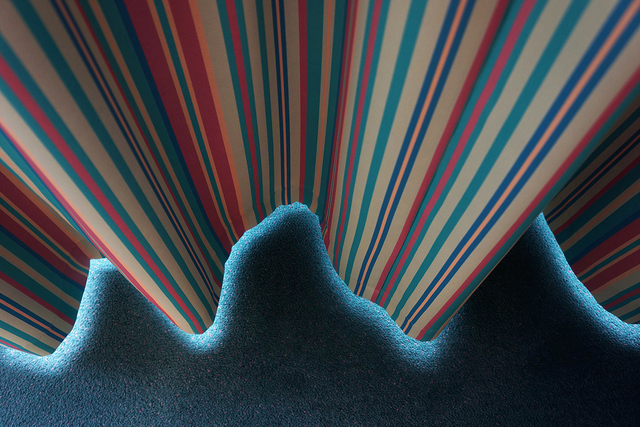 , 'Waves and Mountains,' 2014, Robert Morat