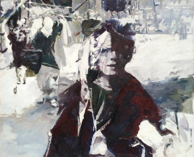 , 'Bois de Vincennes,' 1964, Caldwell Gallery Hudson