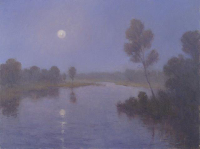 John Brandon Sills, 'Silver Reflections', Merritt Gallery