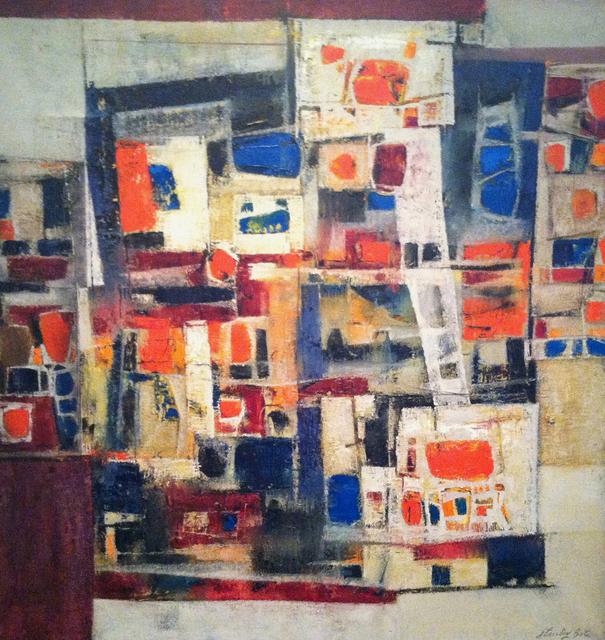 , 'Flower Market,' ca. 1960, Sorelle Gallery Fine Art