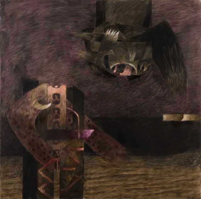 Fernando de Szyszlo, 'Regreso a Mendieta', 2016, Durban Segnini Gallery