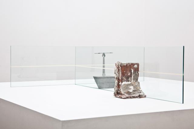 , 'Estereometría Elemental (EF uniendo GH),' 2015, Ignacio Liprandi Arte Contemporáneo