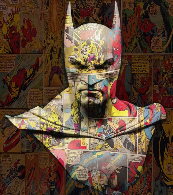 , 'Batman,' 2015, Samhart Gallery