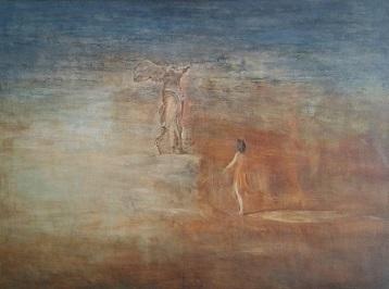 , 'nike,' 2017, Galeri Selvin