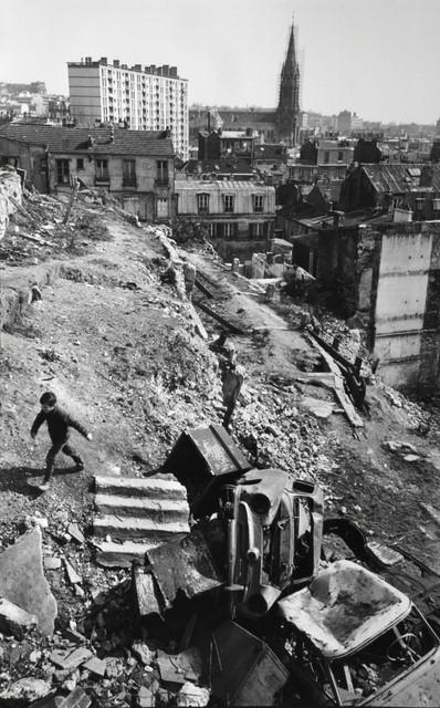 , 'District of Menilmontant, 20th Arrondissement, Paris, 1969,' 1969, Huxley-Parlour