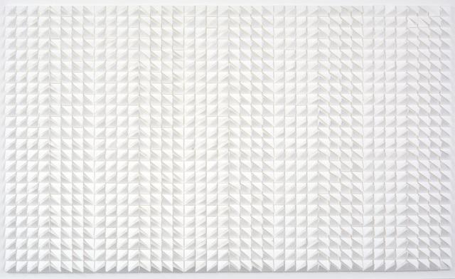, 'Points of White,' 2016, Paraphé
