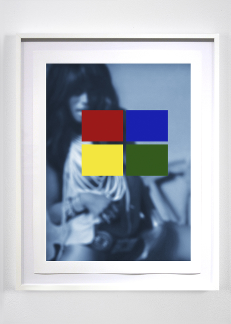 Carrie Mae Weems, 'Blue Notes (Claudia Lennear #1)', 2014, Goodman Gallery