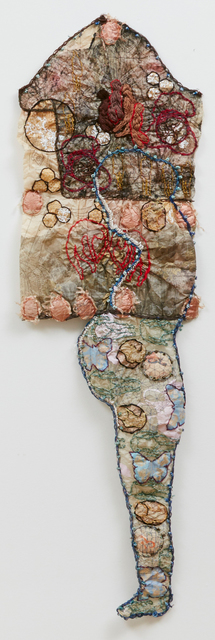 , 'Tombstone IV,' 2018, HG Contemporary