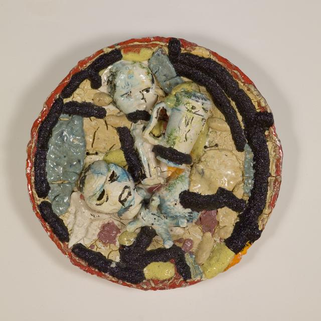 , 'Untitled (Two Figures),' 1980, Nancy Hoffman Gallery