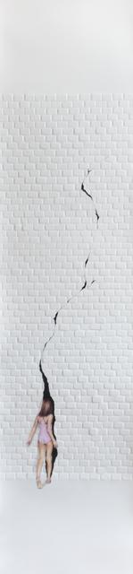 , 'Girl in Swimsuit - Walls Series,' 2019, Beatriz Esguerra Art