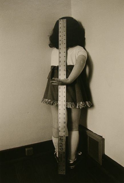 Ken Graves, 'Emily at 36 Inches, State College, PA', 1977, Anglim Gilbert Gallery