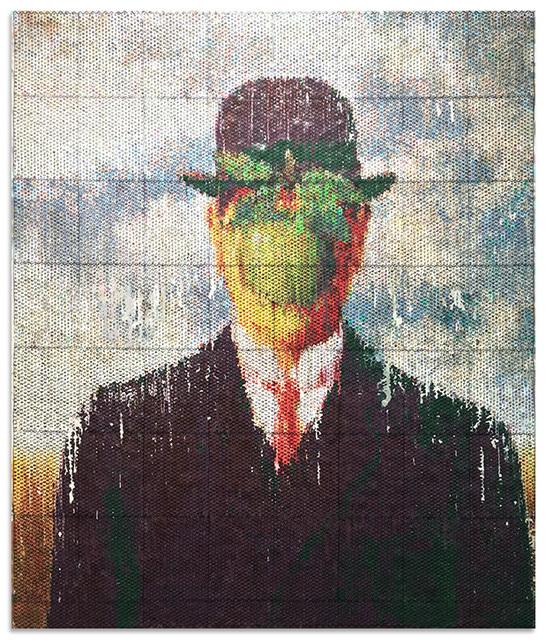 , 'The Son of Man Interpreted (Impression),' 2017, Anna Zorina Gallery