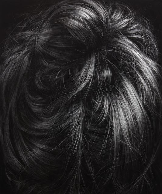 , 'Haar,' 2017, Galerie Commeter / Persiehl & Heine