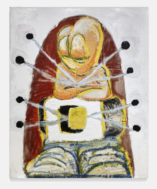 , 'Little sensitive boy,' 2017, Pilar Corrias Gallery