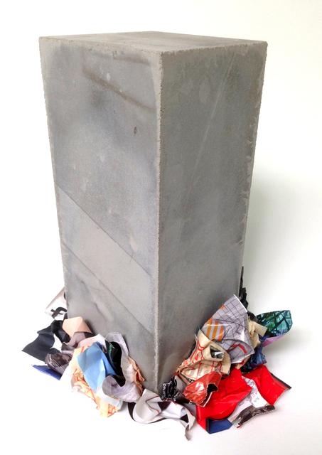 , 'Paper-Crete #43,' 2014, Walter Maciel Gallery