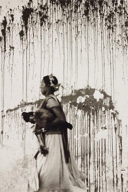 Graciela Iturbide, 'Los pollos, Juchitán, Oaxaca', 1979, Phillips