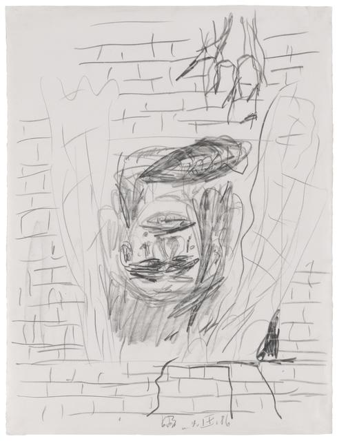 , 'Kopf,' 1986, Schacky Art & Advisory