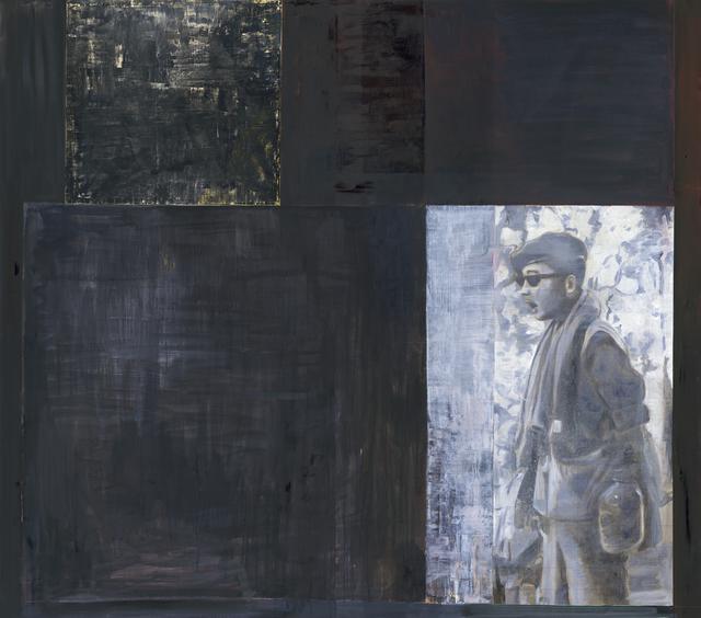 Sawangwongse Yawnghwe, 'My Father (black)', 2019, TKG+