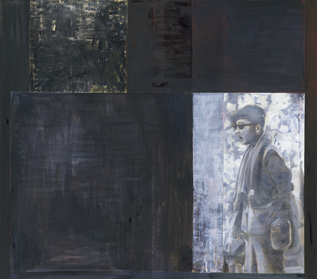 , 'My Father (black),' 2019, TKG+