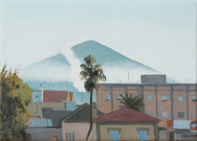 , 'Volcánico ,' 2017, Sala Parés